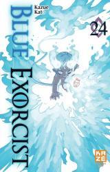 page album Blue Exorcist Tome 24
