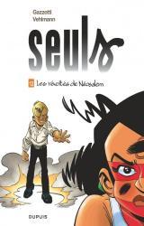 couverture de l'album Les révoltés de Néosalem