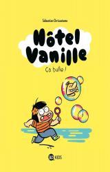 couverture de l'album Ca bulle !