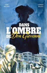 couverture de l'album Dans l'ombre de Don Giovanni