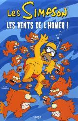 couverture de l'album Les dents de l'Homer !