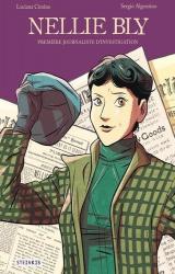 couverture de l'album Nellie Bly  - Première journaliste d'investigation