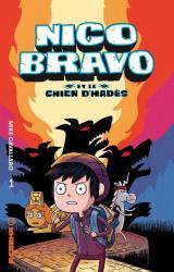 page album Nico Bravo et le chien d'Hadès