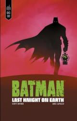 couverture de l'album Batman  - Last Knight on Earth
