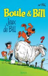 page album Jeux de Bill - Opération l'été BD 2020