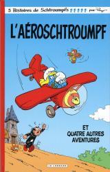 couverture de l'album L'Aéroschtroumpf - Opération l'été BD 2020