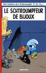 couverture de l'album Le Schtroumpfeur de bijoux - Opération l'été BD 2020