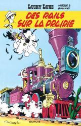 page album Des rails sur la prairie - Opération l'été BD 2020