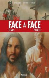 couverture de l'album Face-à-face  - Jésus, Pilate