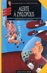 couverture de l'album Alerte à Zyklopolis