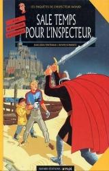 couverture de l'album Sale temps pour l'inspecteur