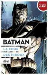 couverture de l'album Batman - La Cour des Hiboux  - Opération été 2020