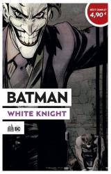 couverture de l'album Batman - White Knight  - Opération été 2020