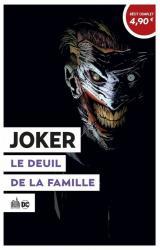 couverture de l'album Joker  - Le deuil de la famille