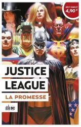 couverture de l'album Justice League - La promesse  - Opération été 2020