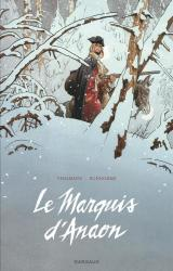 couverture de l'album Le Marquis d'Anaon Edition complète