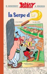 couverture de l'album La serpe d'or -  Edition de luxe