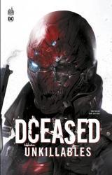 couverture de l'album DCeased  - Unkillables