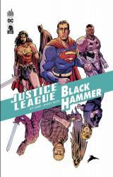 couverture de l'album Justice League/Black Hammer