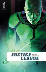 couverture de l'album Justice League - Doom War