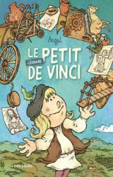 couverture de l'album Le petit Léonard de Vinci
