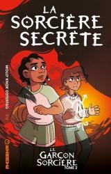 page album La Sorcière secrète