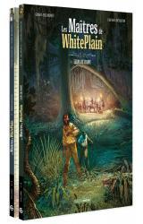 couverture de l'album Les Maitres de White Plain - Pack T.1 et T.2