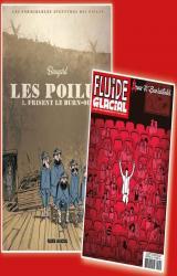 couverture de l'album Les poilus frisent le burn-out  - Avec 1 magazine anniversaire offert