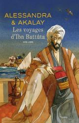 couverture de l'album Les voyages d'Ibn Battûta
