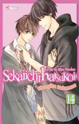 page album Sekaiichi Hatsukoi T.14