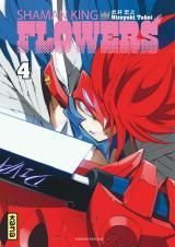 couverture de l'album Shaman King Flowers - T.4