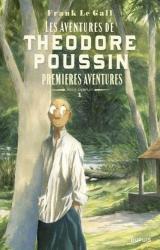 couverture de l'album Premières aventures - Tome 1, Capitaine Steene ; Tome 2, Le mangeur d'archipels ; Tome 3, Marie Vérité