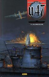 couverture de l'album L'alliance du mal - Avec Combat, Les U-Boote à Bordeaux. Base de départ vers l'océan Indien