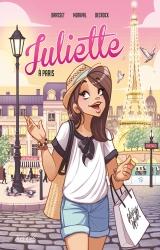couverture de l'album Juliette à Paris