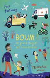 couverture de l'album Boum !  - Le grand imagier des onomatopées