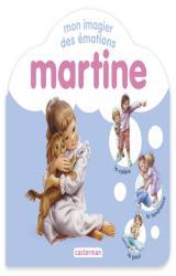 couverture de l'album Mon imagier des émotions Martine