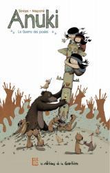 couverture de l'album La Guerre des poules - 48H BD 2020 -  Edition limitée