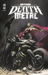 couverture de l'album Batman Death Metal tome 1 - Tome 1