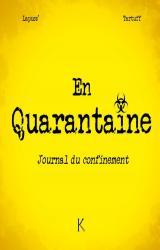 couverture de l'album En quarantaine  - Journal du confinement
