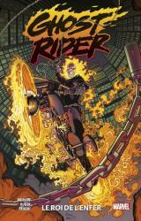 page album Ghost Rider  - Le roi de l'enfer