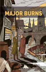 couverture de l'album Les étranges enquêtes du Major Burns