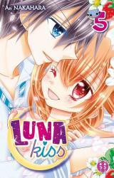 couverture de l'album Luna Kiss T05