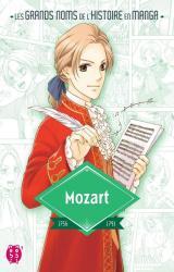 couverture de l'album Mozart  - 1756-1791