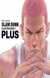 couverture de l'album Slam Dunk Illustrations 2+  - Artbook