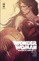couverture de l'album Wonder Woman Guerre & Amour - Tome 2