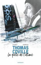 couverture de l'album Thomas Coville, la quête de l'ultime