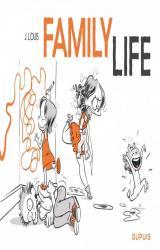 couverture de l'album Family Life