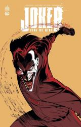couverture de l'album Joker  - Fini de rire