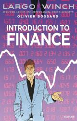 couverture de l'album Largo Winch  - Introduction à la finance