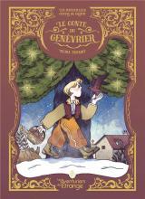 couverture de l'album Le Conte du Genévrier